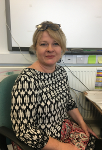 Sally Hill - Interim Services Manager