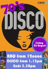 Trainee Summer Disco announced