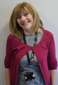 Angie Thomson - Support Worker & Lunchtime Supervisor