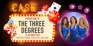 CASE Presents The Three Degrees