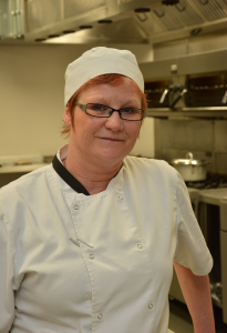 Jane Woodmansey - Catering Assistant