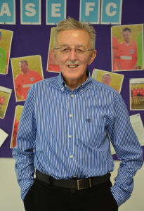 Terry Rust - Chair of Trustees