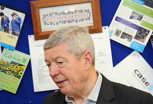Alan Johnson Visit