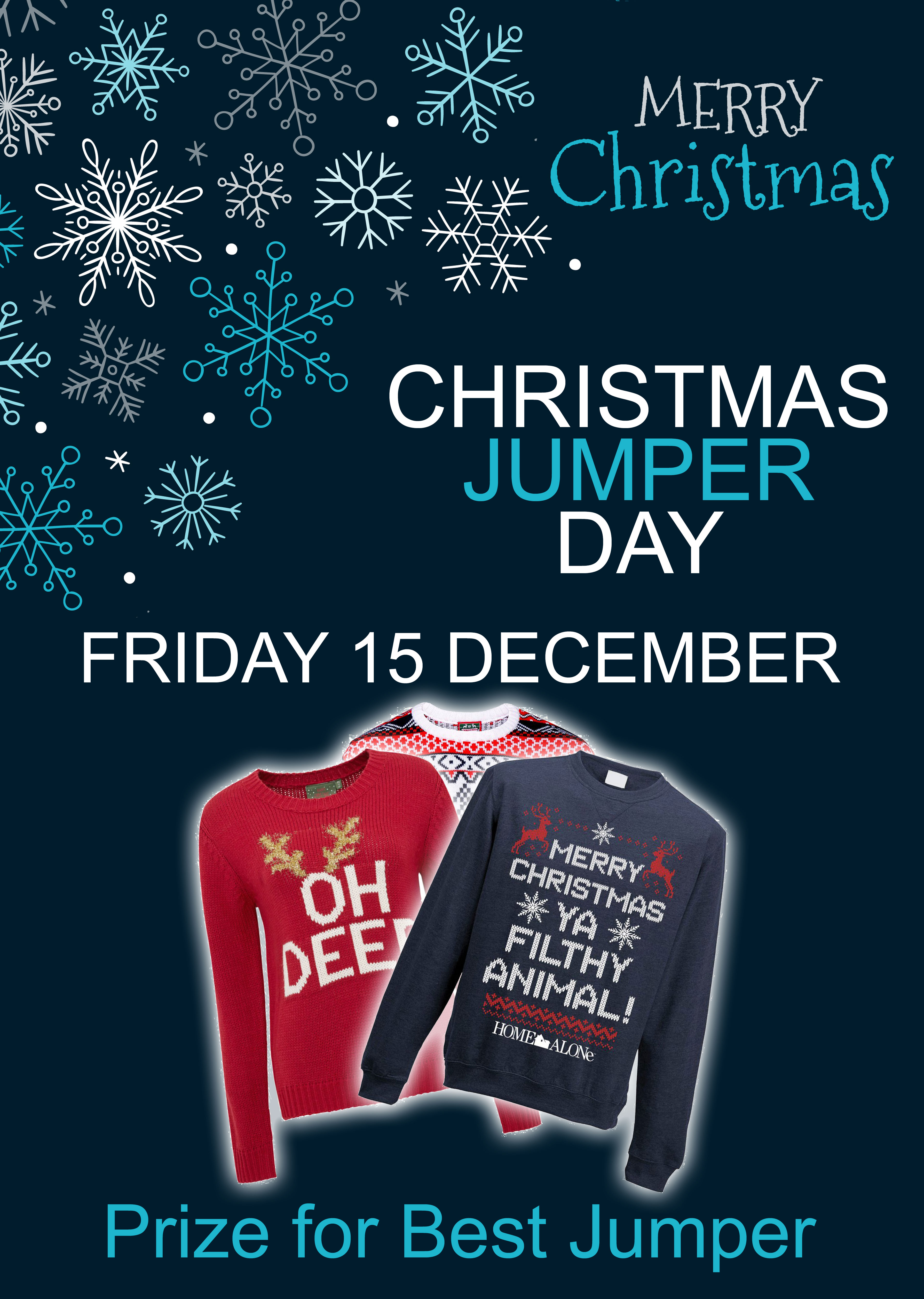 christmas jumper day - photo #14